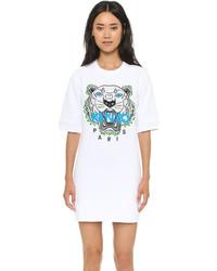 Tiger sweatshirt dress medium 339571