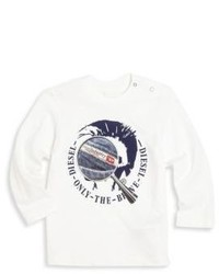 Diesel Babys Long Sleeve Printed Sweatshirt
