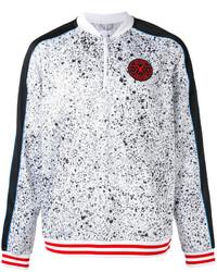 Puma Splatter Print Sweatshirt