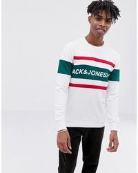 Jack & Jones Core Logo Crew Neck Sweater