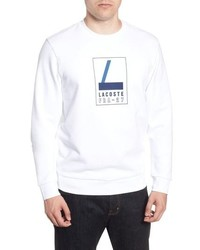 Lacoste Heritage Regular Fit Sweatshirt