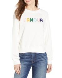 Rebecca Minkoff Lamour Jennings Sweatshirt