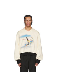 Kenzo Off White Ama Diver Sweatshirt