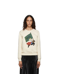 Lanvin Off White Babar Edition King Sweatshirt