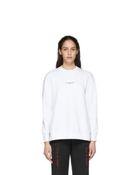 Stella McCartney White 2001 Sweatshirt