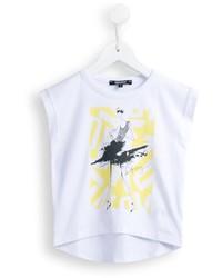 DKNY Kids Fashion Print T Shirt