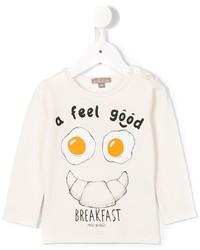 Emile et Ida Feel Good Print T Shirt
