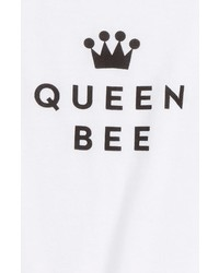 Milly Minis Girls Queen Bee Graphic Tee