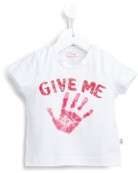 Il Gufo Give Me Print T Shirt