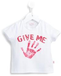 Il Gufo Give Me Print T Shirt