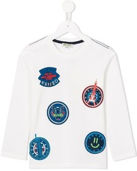 Kenzo Kids Multi Icon T Shirt