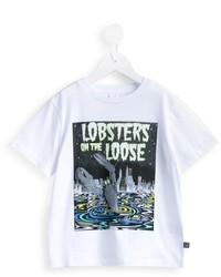 Stella McCartney Kids Arlo Lobster T Shirt