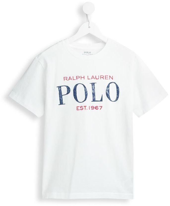 Ralph Lauren Kids Polo Print T Shirt