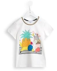 Little Marc Jacobs Parrot Print T Shirt