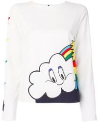 Mira Mikati Printed T Shirt