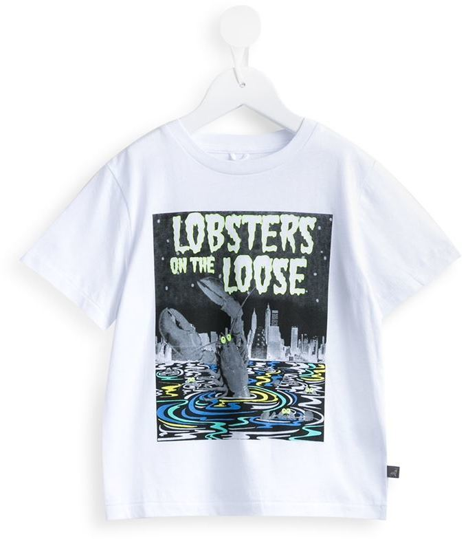 Stella McCartney Kids Arlo Lobster T Shirt