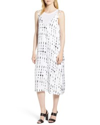 Kenneth Cole New York Kenneth Cole Two Layer Tank Dress