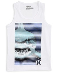 Hurley Shark Face Tank