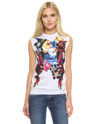 Dsquared2 Printed Tank