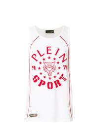 Plein Sport Printed Tank Top