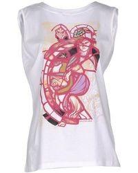 Balenciaga Sleeveless T Shirts
