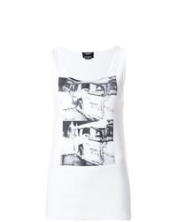 Calvin Klein 205W39nyc X Andy Warhol Foundation Ambulance Disaster Tank Top
