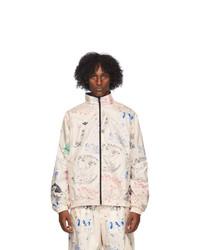 adidas Originals Off White And Black Unity Edition Gender Neutral Jacket