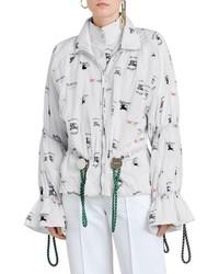 Burberry Poole Triple Archive Windbreaker Jacket