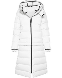 TEMPLA 3l Verba Convertible Hooded Quilted Down Ski Coat