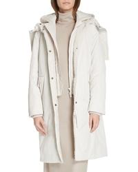 Vince Faux Puffer Coat