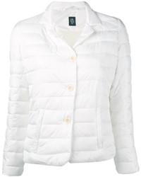 Eleventy High Neck Puffer Jacket