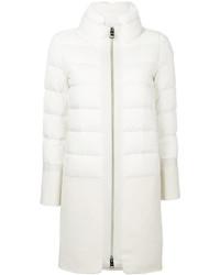 Zip up padded coat medium 5053325