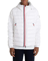 Moncler Blesle Water Resistant Down Puffer Coat