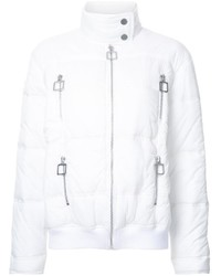 Courreges Courrges High Neck Puffer Jacket