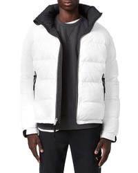 AllSaints Novem Reversible Puffer Jacket