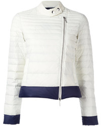 Armani Jeans Zip Up Puffer Jacket