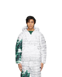Nike White Stussy Edition Insulated Nrg Hoodie