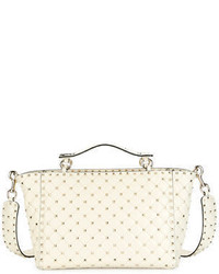 Valentino Garavani Rockstud Spike Large Quilted Leather Tote Bag