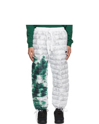 Nike White Stussy Edition Insulted Nrg Lounge Pants