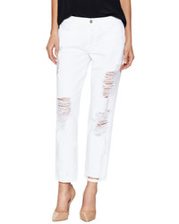 Siwy Joan Cotton Distressed Boyfriend Jean