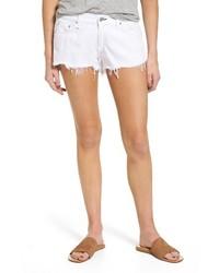 Jean ripped cutoff denim shorts medium 4136894