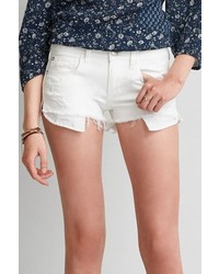 3743b9c95f Women's White Shorts by American Eagle Outfitters   Women's Fashion ...