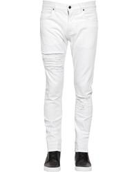 Helmut Lang 165cm Stretch Destroyed Denim Jeans