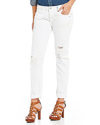 254607a071ac Women s White Ripped Jeans by Polo Ralph Lauren   Women s Fashion