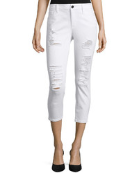 Ana Ana Destroyed Cropped Skinny Jeans Tall