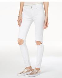 Indigo Rein Juniors Ripped Skinny Jeans