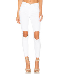 Free People Jean Busted Skinny