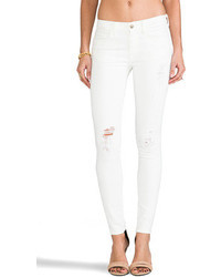 Wildfox Couture Marianne Mid Rise Skinny