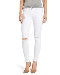 Nico ripped ankle super skinny jeans medium 3753118