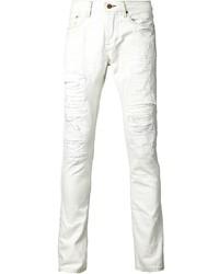NSF Distressed Skinny Jeans
